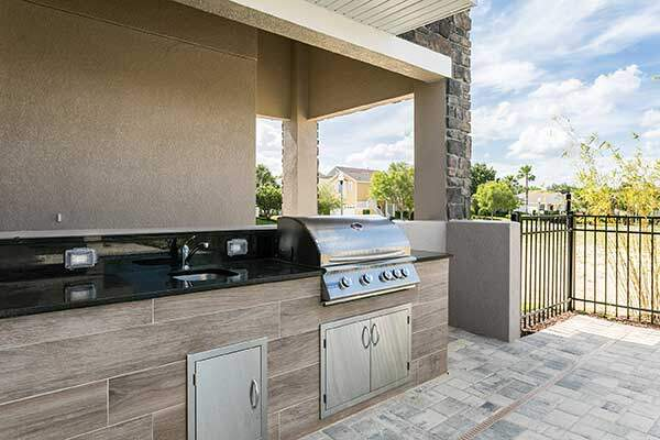 Central Florida Outdoor Kitchens Us Aluminum
