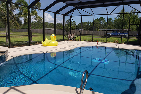 Kissimmee Pool Enclosures Pool Screens Us Aluminum