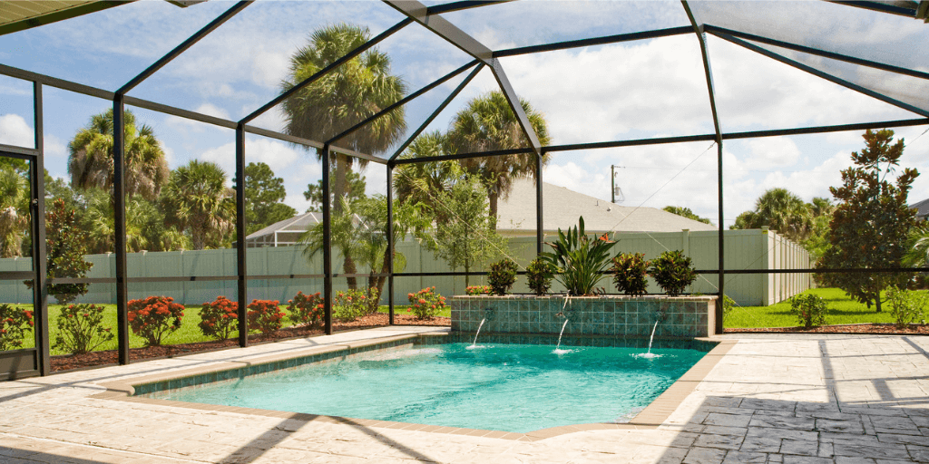 Pool Enclosure Orlando The Benefits of a Pool Enclosure in Orlando