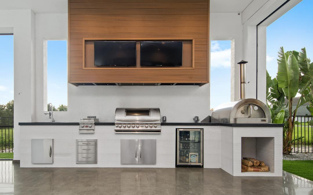 Tips For A Fantastic Outdoor Kitchen Design In Orlando
