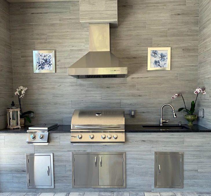 Orlando Outdoor Kitchen A Guide To Outdoor Kitchen Maintenance