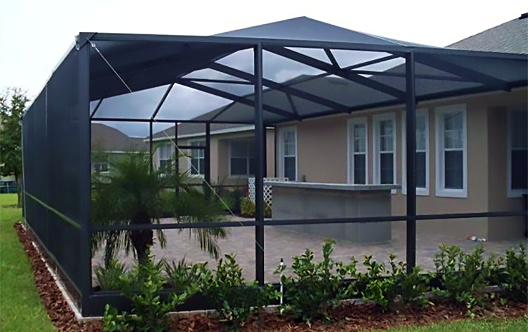 Central Florida Pool Enclosures Aluminum Screen Enclosures Us Aluminum