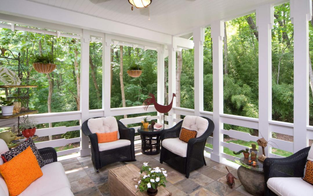 Transform Your Enclosed Patio, Enclosed Patio Room